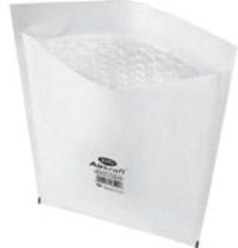 Jiffy 04892 Size 5 Airkraft Envelope - White (Pack of 10) Ambassador Packaging Limited