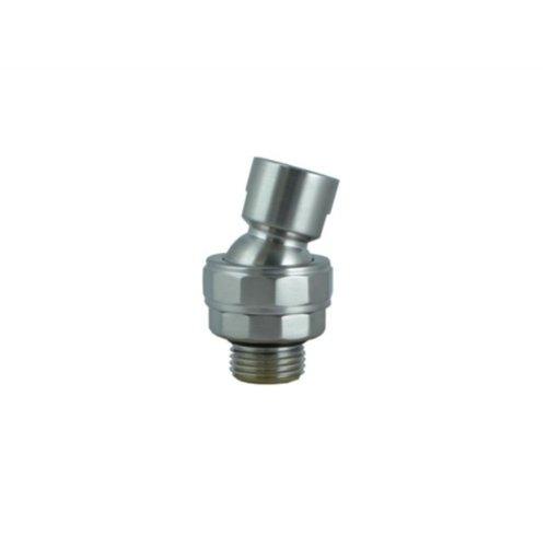 Opella 205.995.280 Shower Head Swivel Ball - Satin Nickel