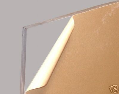 Clear Acrylic Plexiglas Sheet 8