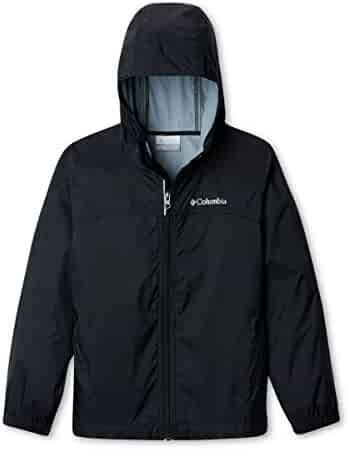 Columbia Youth Boys Toddler Glennaker Rain Jacket, Waterproof & Breathable