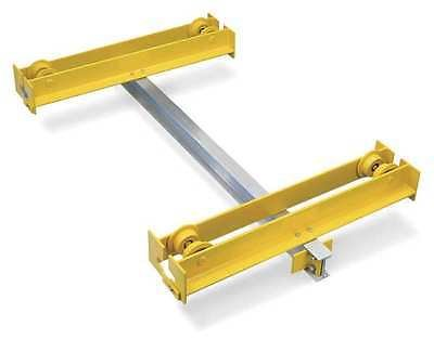 Bridge Crane Kit (DAYTON 4ZV95 Bridge Crane Kit,Cap 4000Lb G9867216)