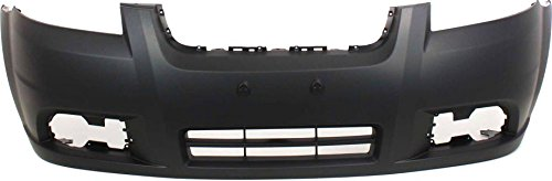 OE Replacement Chevrolet Aveo Front Bumper Cover (Partslink Number GM1000833)