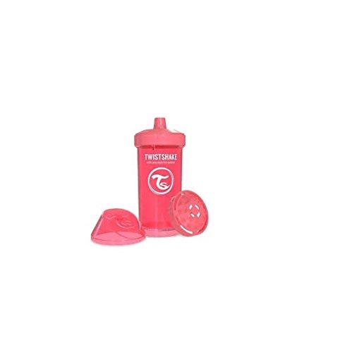 Twistshake Kid Cup Gobelet Orange 360 ml BACIZ 7350083120700