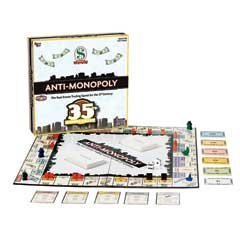(Anti-Monopoly 35th Anniversary Edition)