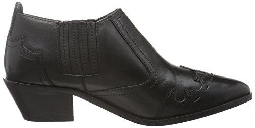 Nero black Donna Anckle Jeans Dina Pepe 999 Mocassini wxpX68Cnq