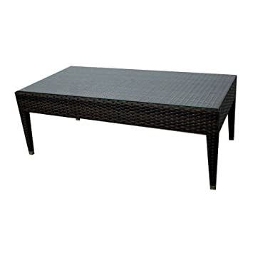Source Outdoor Zen All Weather Wicker Coffee Table