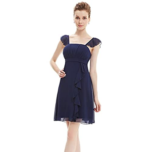 Navy Blue Dress Formal Wedding Guest Amazon