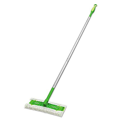 Swiffer 09060CT Swiffer Sweeper, for Wet/Dry Cloths, 10
