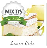 Mix'ns: Tired of Your Protein Powders? Change It up on a Daily Basis with a Serving of Your Favorite Flavor From Mix'ns! Flavoring for Your Protein Shakes That Are Delicious! (Lemon Cake)