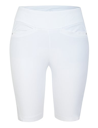 Tail Activewear Women's Girard Short 10 White