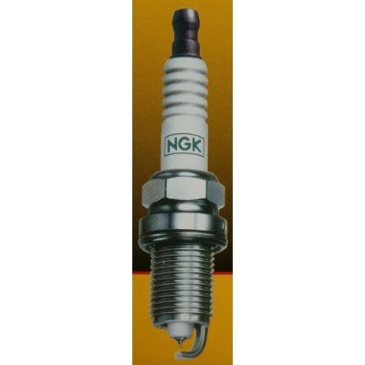 NGK (6341) BKR5EIX Spark Plug - Pack of 4 by NGK