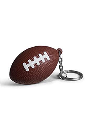 neutro Stock 50 Portachiavi con Palla da Rugby Gadget REGBY Palla REGALINI BOMBONIERE