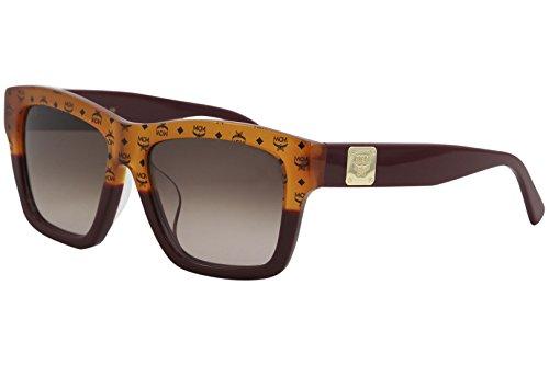 Sunglasses MCM 607 SA 810 ORANGE - Mcm Sunglasses