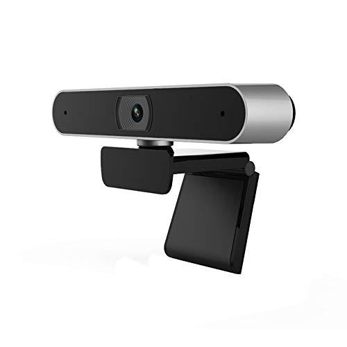 BaZhaHei Camara de la computadora USB Camara de Enfoque automatico Camara Digital Full HD 1080P Camara Reunion con microfono
