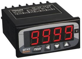 AUTONICS MT4Y-AV-4N MULTI PANEL METER, 4-DIGIT, 100VAC TO 240VAC by AUTONICS