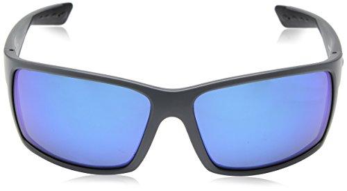 Costa Gray Matte Reefton Mar Sunglasses Del zOrBzf7qU