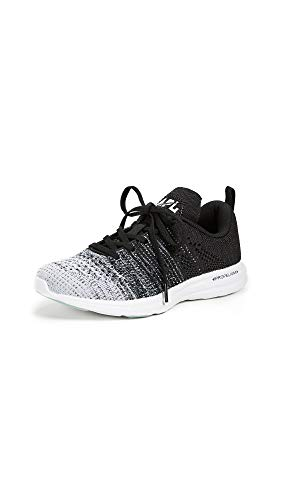 APL Black Men's Grey Athletic Techloom Propulsion Sneakers Pro Labs Running White Heather ZrRwZqP