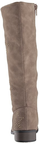Pictures of Steve Madden Girls' JSTANDOUT Fashion Boot Taupe JSTA01S7 8