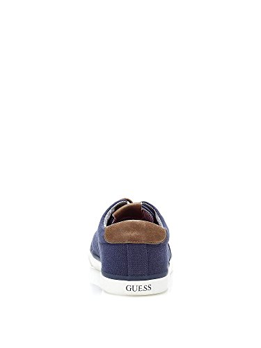 Guess - Zapatillas para hombre turquesa