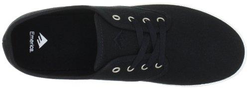 WINO V Noir 1 de mixte Chaussures Noir FUSION Emerica 6101000088 adulte Argent skateboard dwSCCP