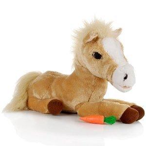 Whinny Plush Pony (AniMagic My Baby Pony - Honey)