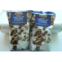 Daily Chef Milk Chocolate Covered Double Roasted Almonds Enrobed in Milk Chocolate 32 oz (Pack of 2) have a problem Contact 24 hour service Thank (Chocolate Enrobed Almonds)