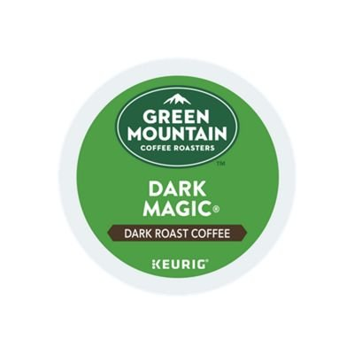(Green Mountain Coffee Roasters Dark Magic Keurig Single-Serve K-Cup Pods, Dark Roast Coffee, 72 Count)