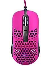 Xtrfy M42 Lightweight Mouse, Pink - Windows