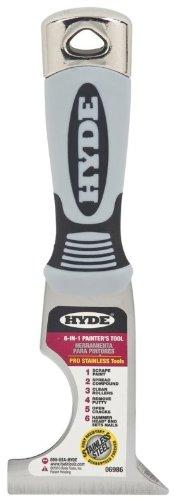 Cheap Hyde MaxxGrip Pro 6-In-1 Tool, 2 1/2 Inch