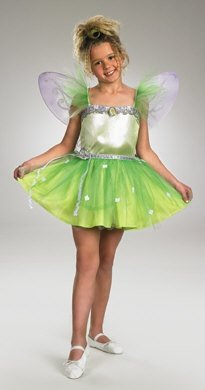 Tinker Bell Prestige Child Costume - Small
