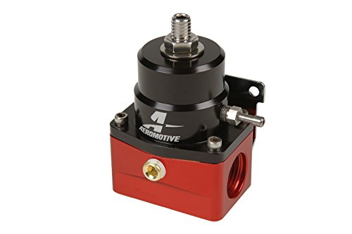 Aeromotive 13101 EFI Regulator, A1000 Injected Bypass - Adjustable