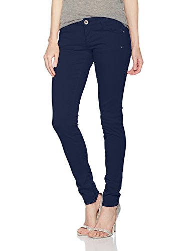 Low Ultra Noche Skinny Pantalón Azul Guess H6w84tnqE