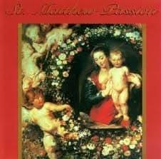 Schutz: St Matthew's Passion
