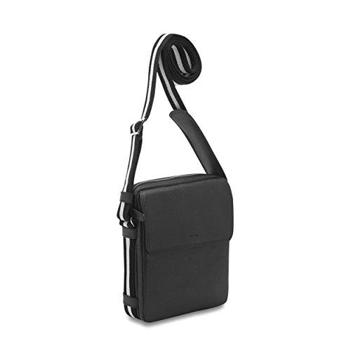Picard Torrino bolso bandolera piel 22 cm negro