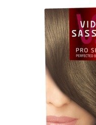 Vidal Sassoon Pro Series Salon Quality Hair Color, 6 1/2 Lightest Brown (Pack of 3)