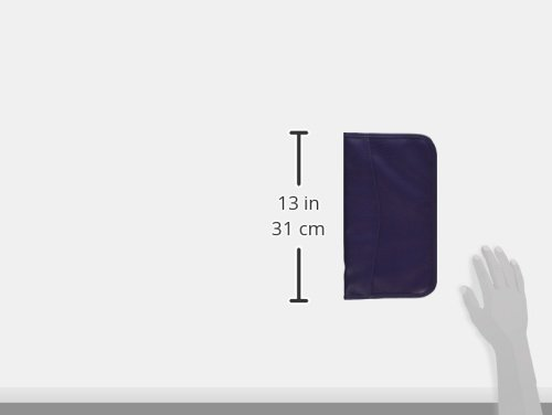 16-Bottle Essential Oils Presentation Case and Portfolio 5-15ml - Deep Purple