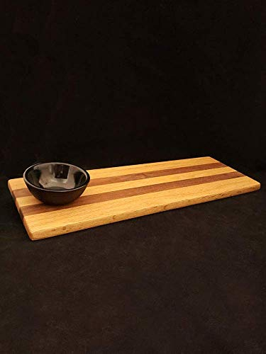 ng Board/Serving Tray/Fruit Tray/Fruit Tray/Bread Board with Dipping Bowl ()