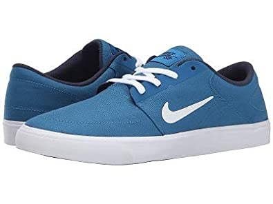 fce5987e1db6 Image Unavailable. Image not available for. Color  Nike Sb Portmore Canvas  Men s Skate Shoes ...