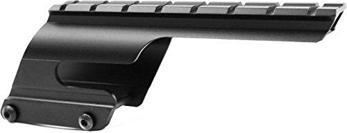 B Square Remington 1100 11 87  12  16 And 20 Gauge With Serial X N   Shotgun Saddle Style Mount  Matte Black Finish