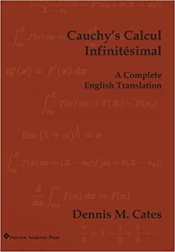 CALCUL INFINITESIMAL EBOOK DOWNLOAD