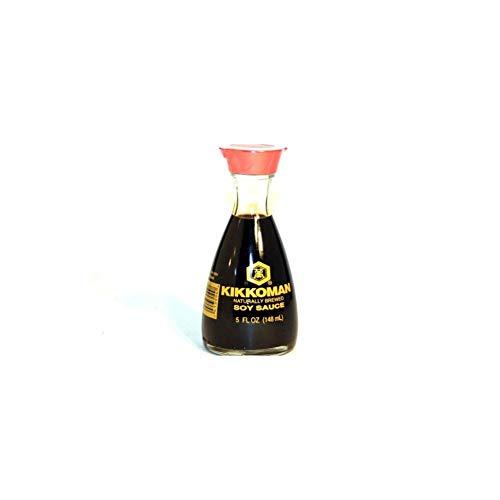 - Kikkoman Soy Sauce in Dispenser 5 fl oz (Pack of 2)