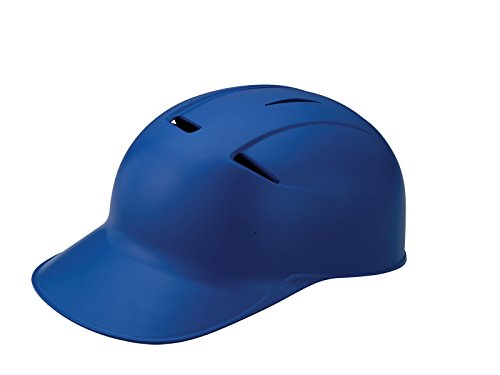 EASTON CCX Skull Cap Baseball Softball Helmet | Junior | S / M | Matte Royal | 2019 | Dual Density Impact Absorption Foam | High Impact Resistant ABS Shell | Moisture Wicking BioDRI liner (Helmet Royal Catchers)