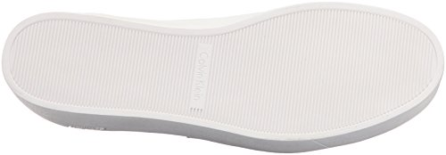 Klein Jaiden White Calvin Sneaker Fashion Women's Platinum qvEndOE