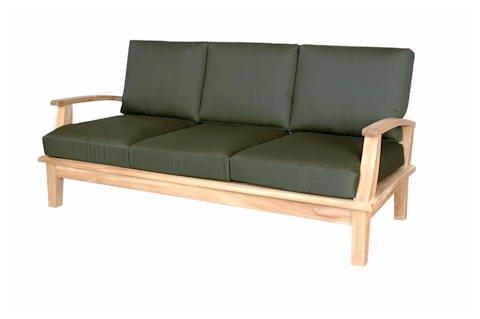 Anderson Teak Brianna Deep Seating Sofa Cushion ()