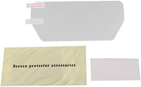 Gazechimp Dashboard krasbeschermingsfolie displaybeschermfolie voor Yamaha YZF R1 15 17