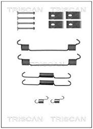 Triscan 8105 652160 Zubehörsatz Bremsbacken