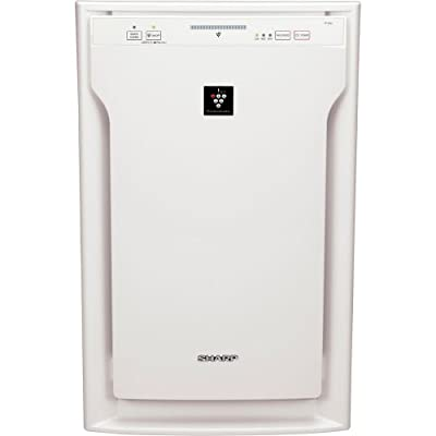 Sharp FPA60UW Plasmacluster Ion Air Purifier with True HEPA Filter