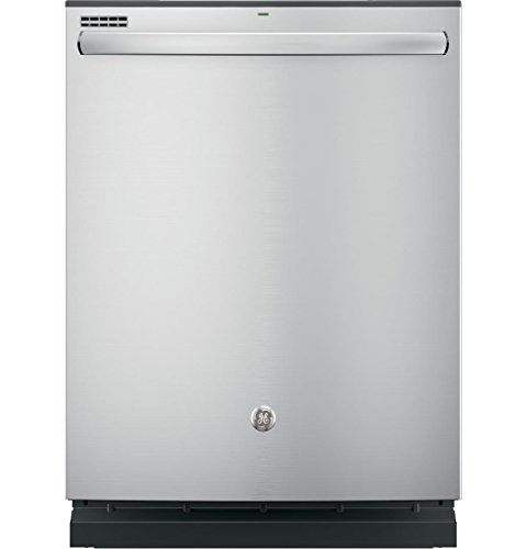 "GE GDT545PSJSS 24"" Stainless Steel Fully Integrated Dishwasher - Energy Star"