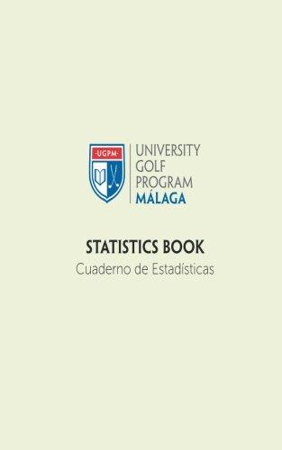 Read Online UGPM Golf Stats: Golf Statistics Notebook pdf
