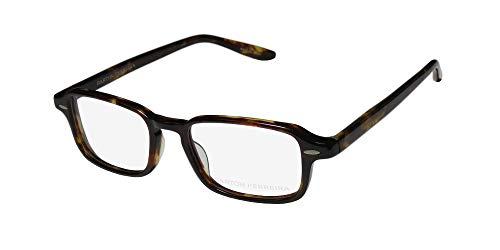 Barton Perreira Jeston Mens/Womens Designer Full-rim Fabulous Original Case Eyeglasses/Eye Glasses (50-19-145, Brown Pattern) (New Fashion Brillen Frames)